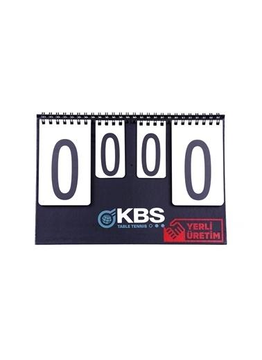 Kbs Kbs 47371 Masa Tenisi Skorboard Siyah